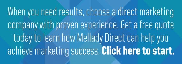 Direct marketing company