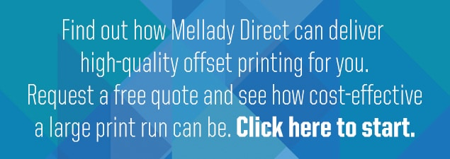 High-quality offset printing
