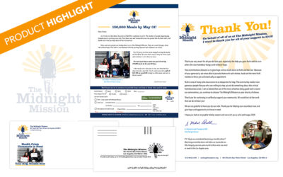Product Highlight: The Midnight Mission Fundraising Brand