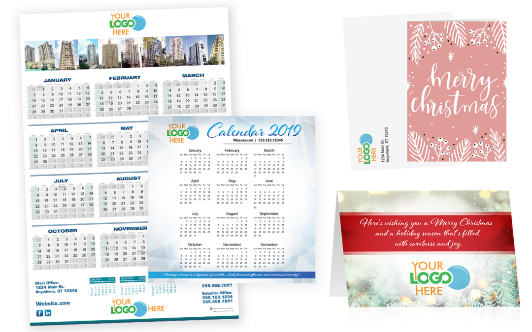 Start Planning for the New Year with a Branded 2021 Calendar